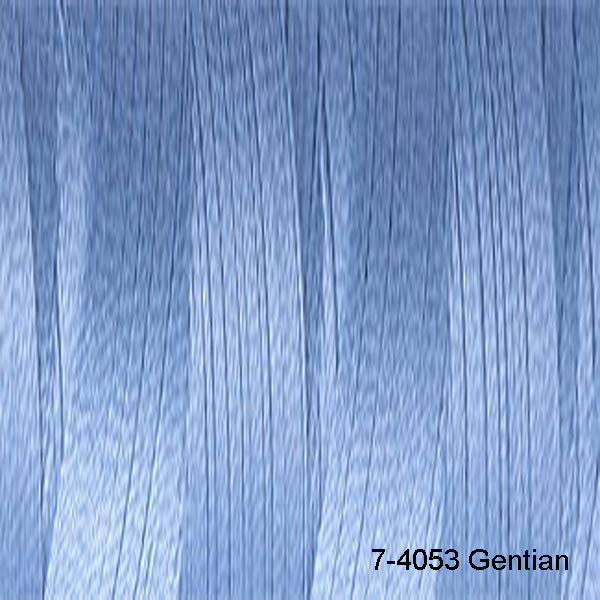 Venne Mercerised 20/2 Cotton 7-4053 Gentian