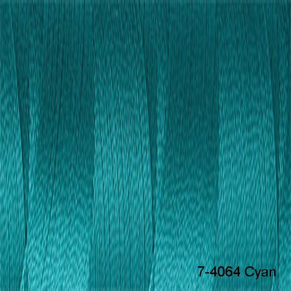 Venne Mercerised 20/2 Cotton 7-4064 Cyan