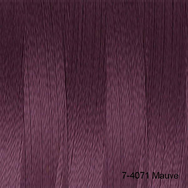 Venne Mercerised 20/2 Cotton 7-4071 Mauve
