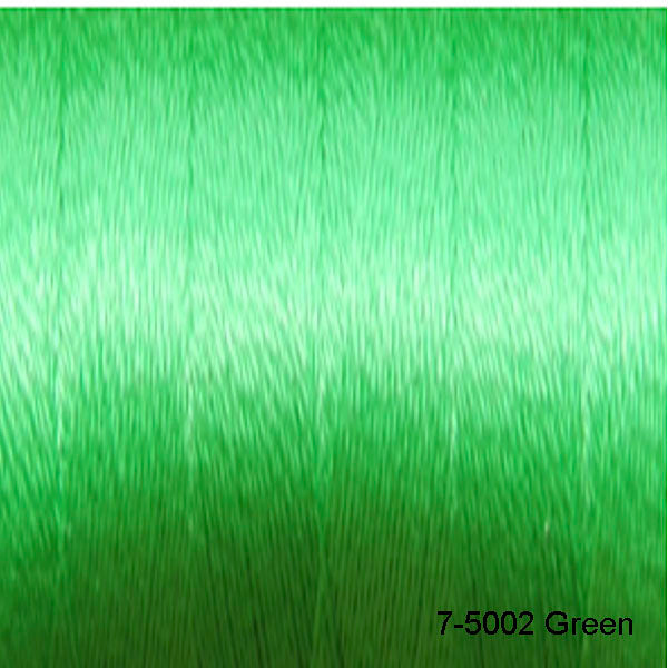 Venne Mercerised 20/2 Cotton 7-5002 Green