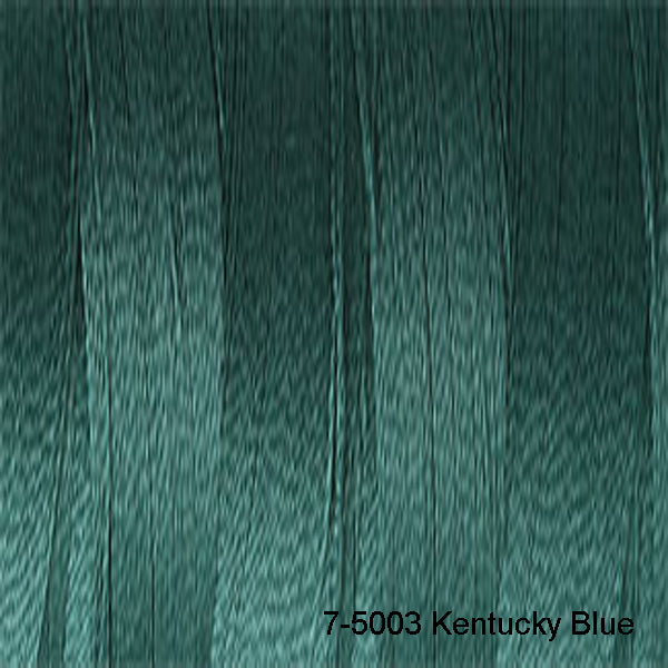Venne Mercerised 20/2 Cotton 7-5003 Kentucky Blue