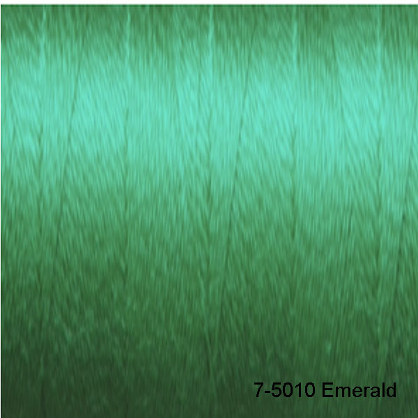 Venne Mercerised 20/2 Cotton 7-5010 Emerald