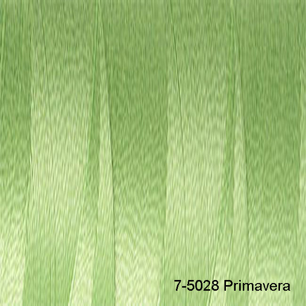 Venne Mercerised 20/2 Cotton 7-5028 Primavera