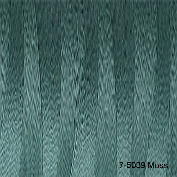Venne Mercerised 20/2 Cotton 7-5039 Moss