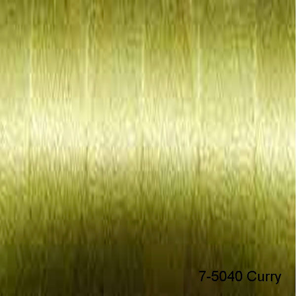 Venne Mercerised 20/2 Cotton 7-5040 Curry