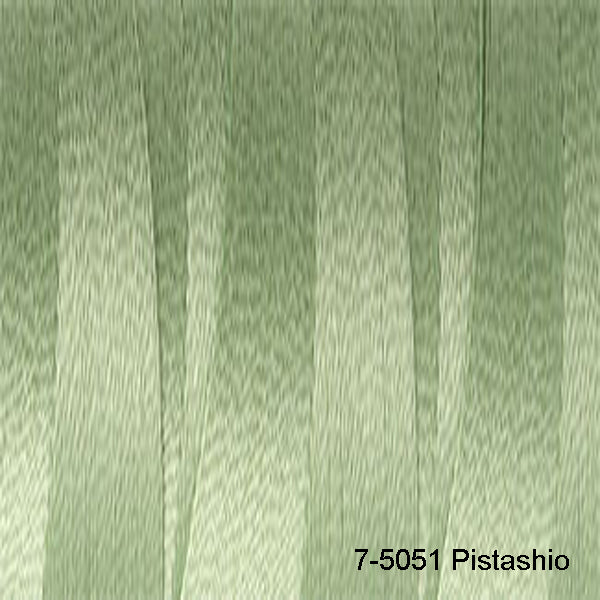 Venne Mercerised 20/2 Cotton 7-5051 Pistachio