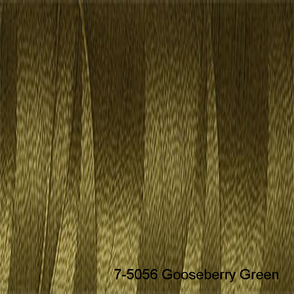Venne Mercerised 20/2 Cotton 7-5056 Gooseberry Green