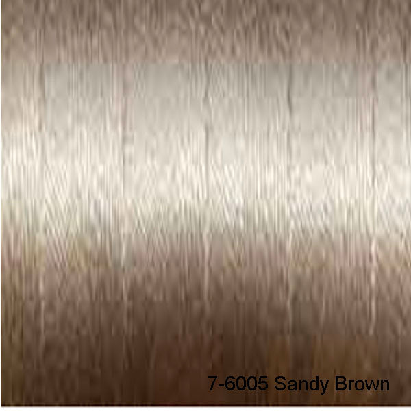 Venne Mercerised 20/2 Cotton 7-6005 Sandy Brown