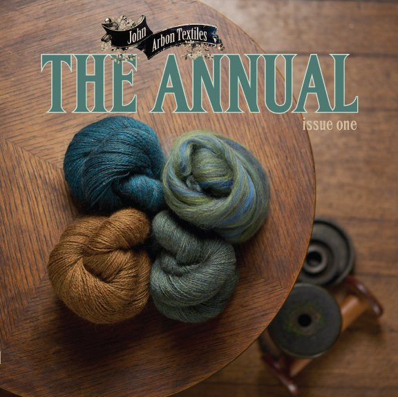 The Annual - Issue One by John Arbon Textiles
