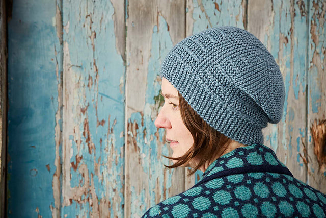 Ruschia hat by Woolly Wormhead