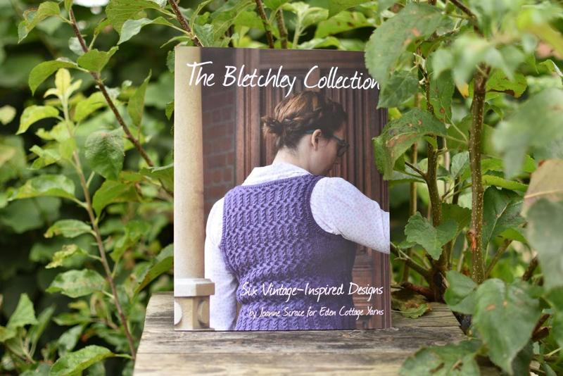 The Bletchley Collection by Joanne Scrace for Eden Cottage Yarns