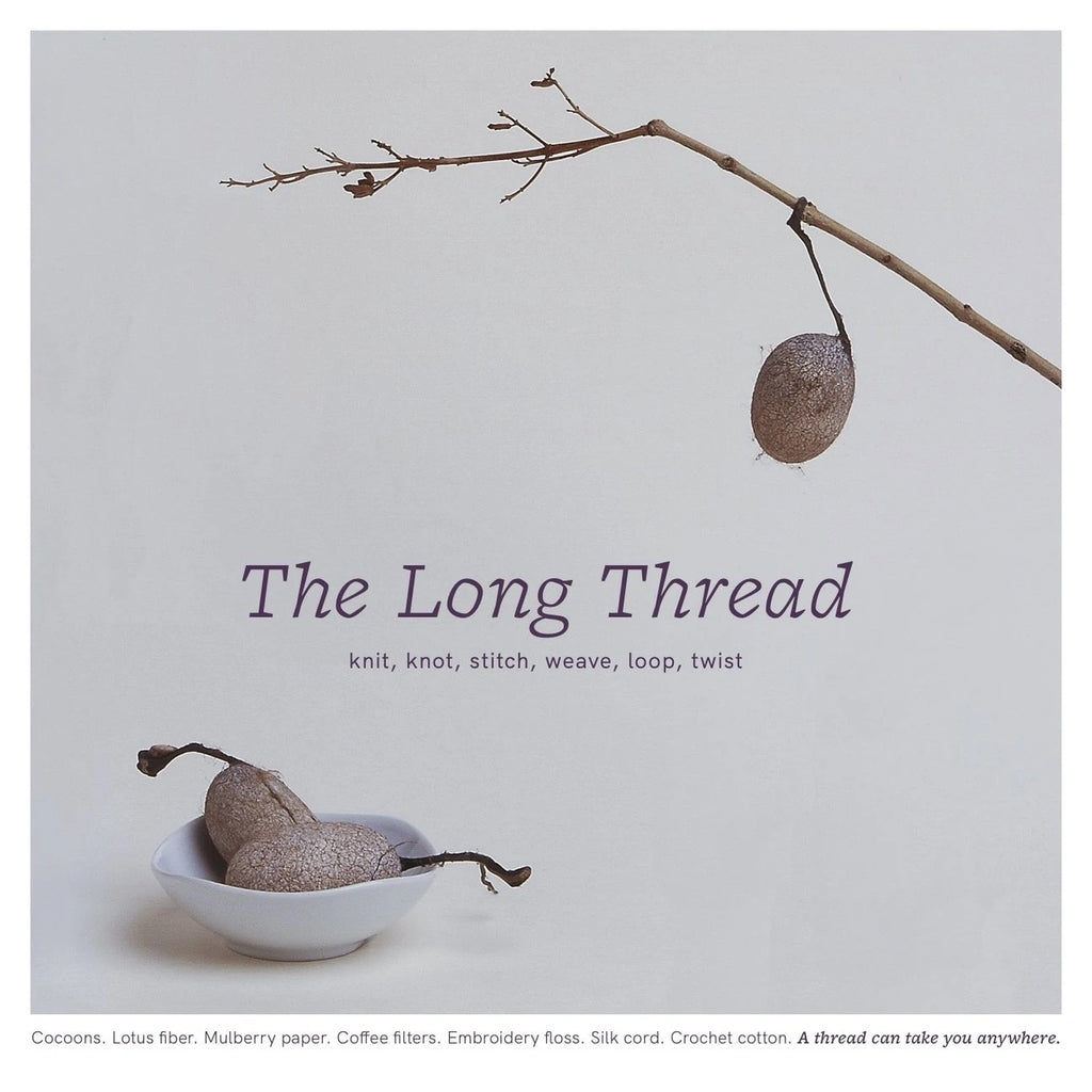 The Long Thread by Linda Ligon Book