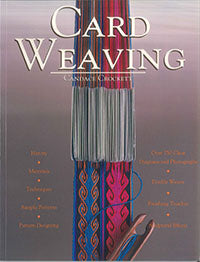 Card Weaving by Candace Crockett Book