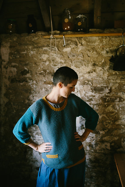Charn Sweater by Joanne Scrace
