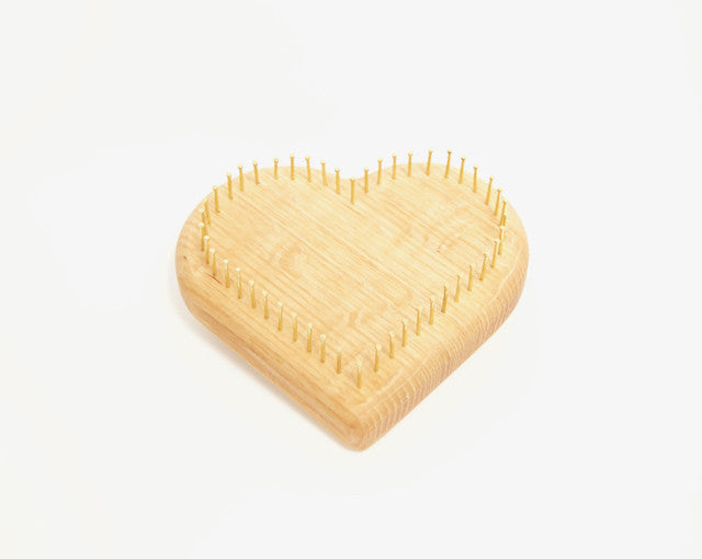 Hazel Rose Heart Pin Loom