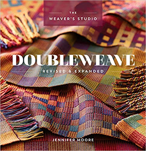 Doubleweave Revised and Expanded by Jennifer Moore Book