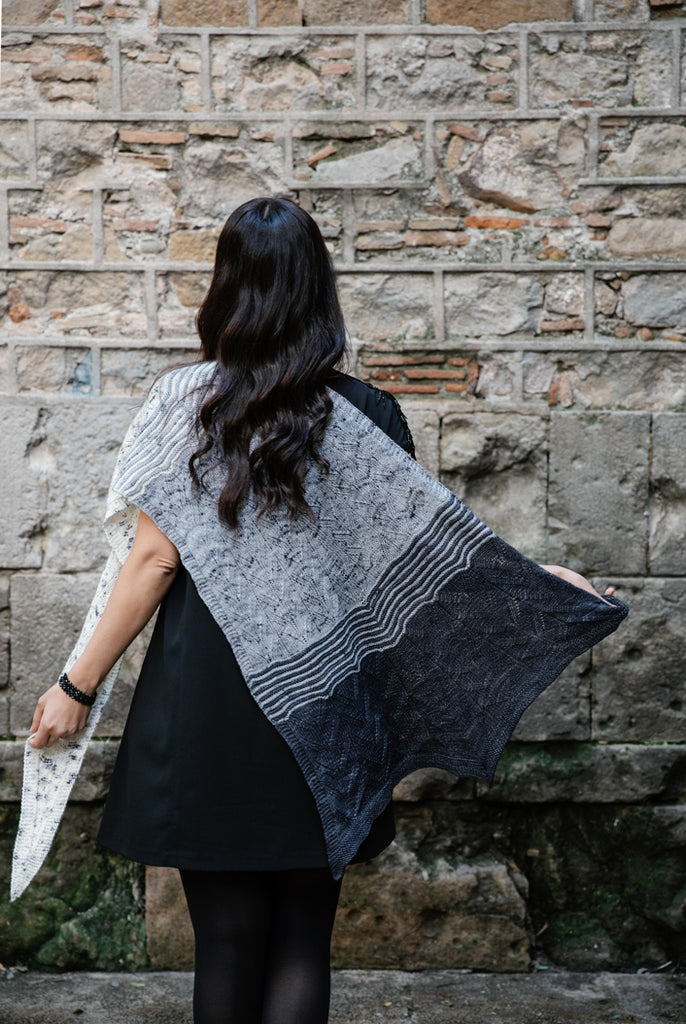 Evolve Shawl by Joji Locatelli, Interpretations Volume 6