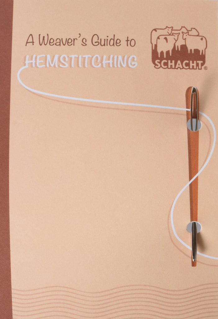 Schacht's A Weaver's Guide to Hemstitching by Jane Patrick
