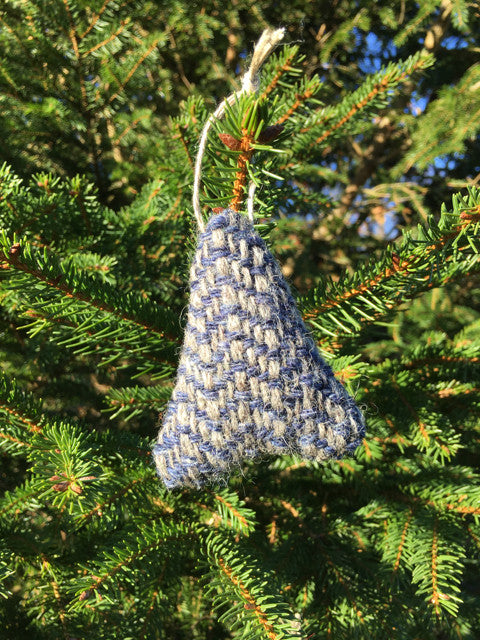 Handwoven Fir Tree - Night