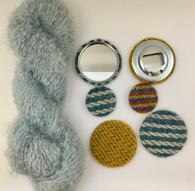 Handwoven Accessories by Weft Blown