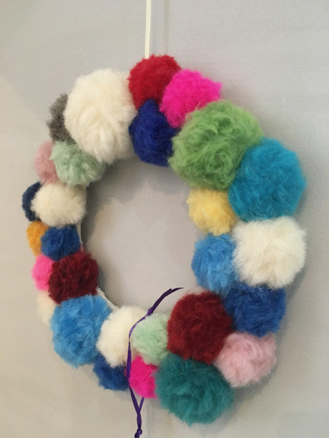 Alternative Wreath by Fankled Up