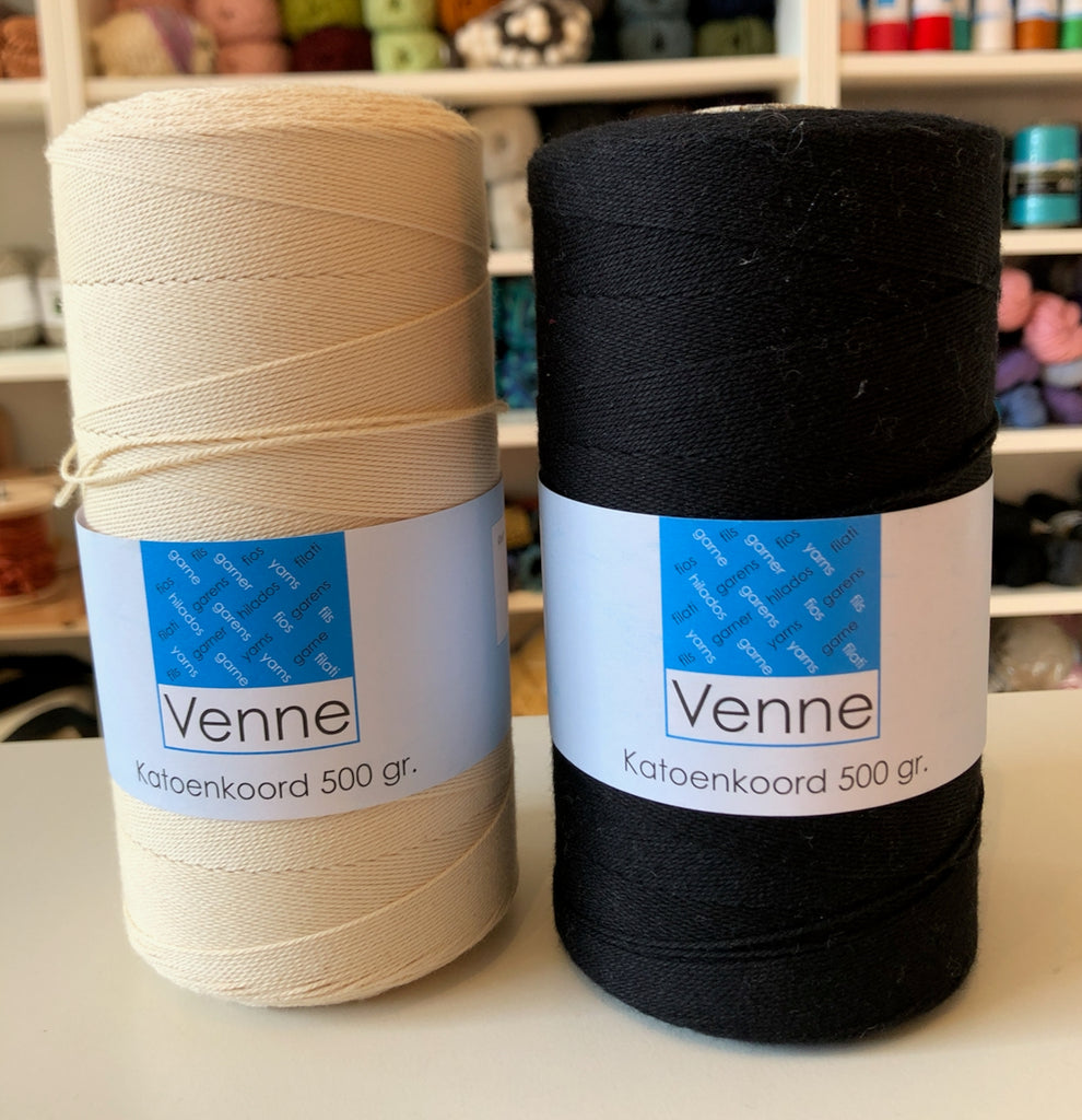 Venne 12/6 Fishnet Yarn 500g