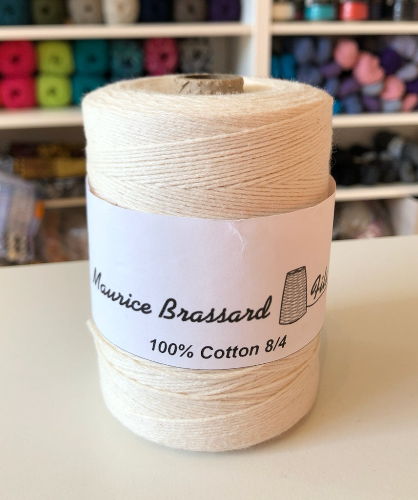 Maurice Brassard 8/4 Cotton 227g