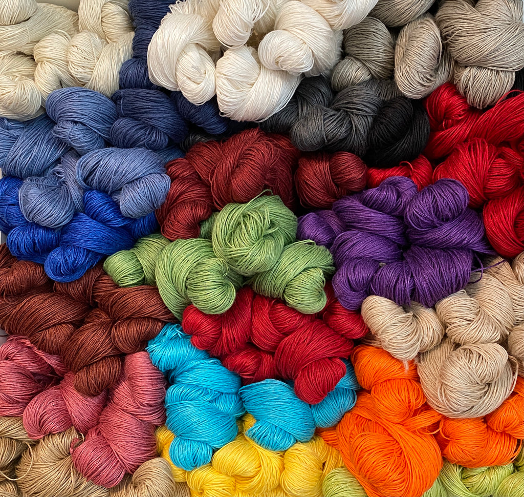 Lithuanian Linen by Midwinter Yarns