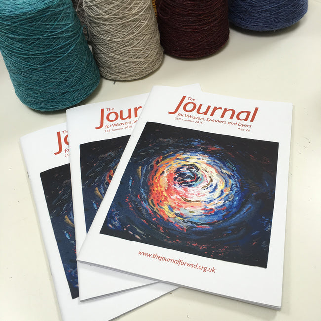 JFWSD Journal for Weavers, Spinners and Dyers