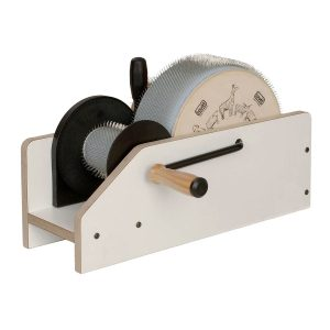 Louët Drum Carder - Junior 72 tpi