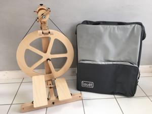 Louët Travel/Storage Bag for S10C Spinning Wheel - WeftBlown