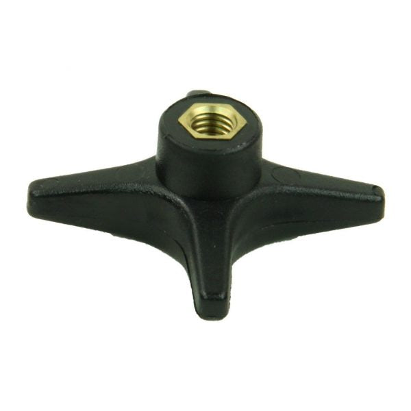 Louët Star Knob for S10C Spinning Wheel