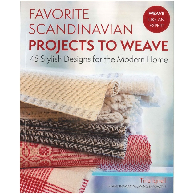 Favourite Scandinavian Projects to Weave by Tina Ignell