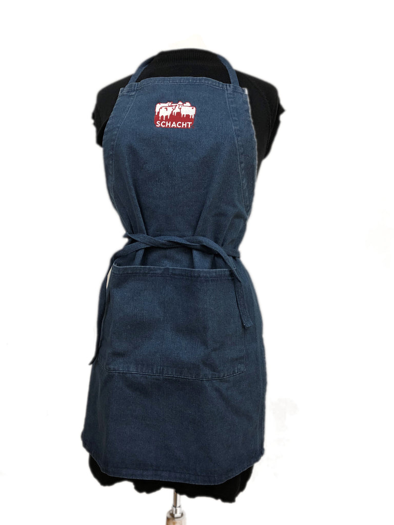 Schacht Denim Apron