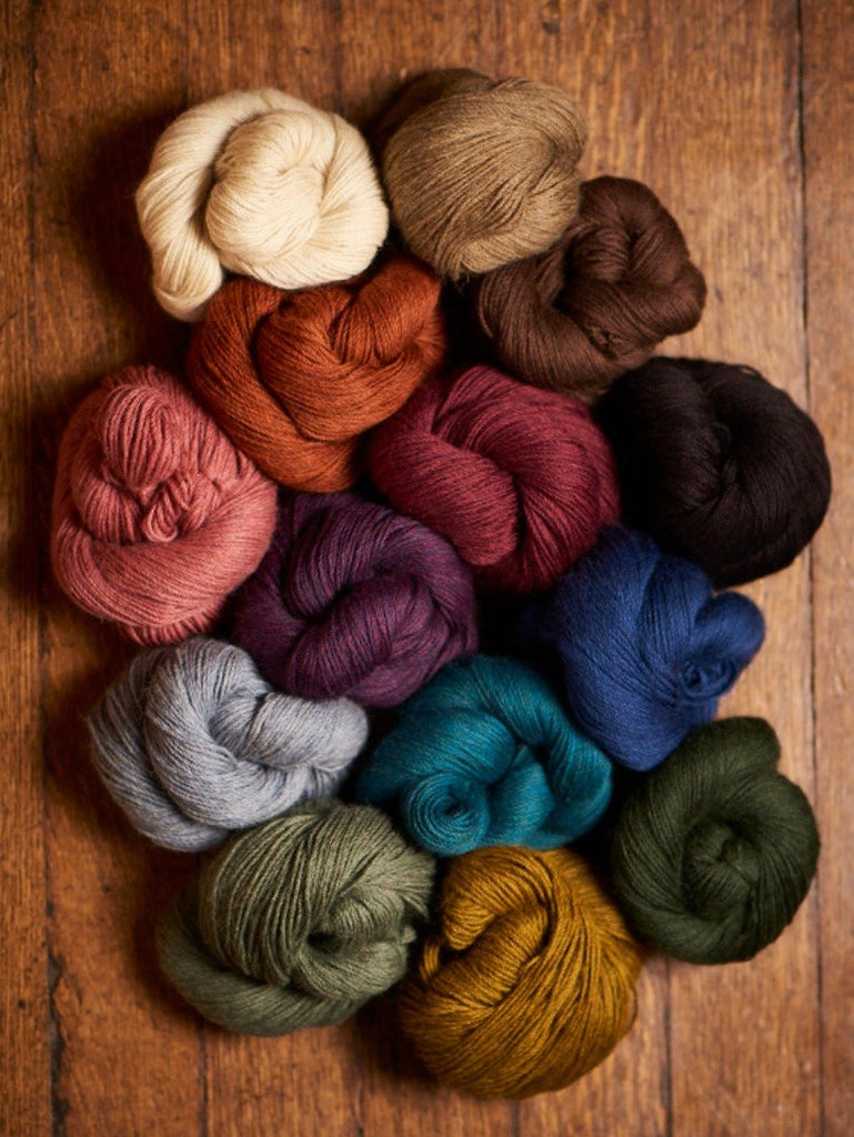 Devonia 4 ply by John Arbon