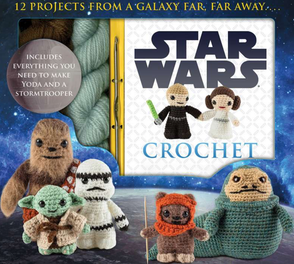 Star Wars Crochet by Lucy Collin