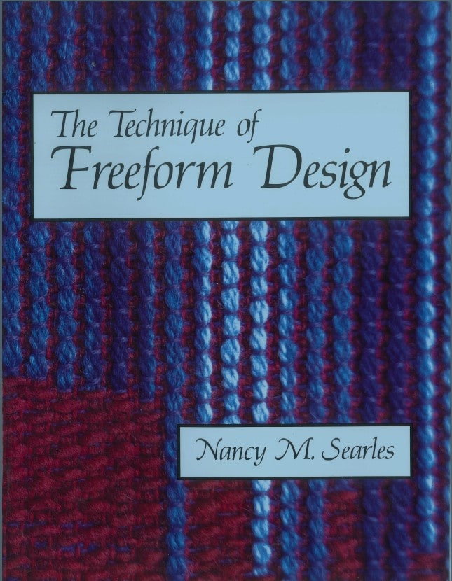 The Technique of Freeform Design by Nancy M. Searles Book