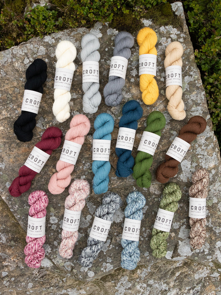 The Croft Shetland DK by West Yorkshire Spinners