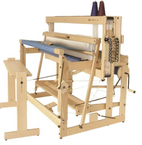 Floor Looms For Sale: Louët Octado Dobby Floor Loom