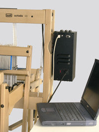 Electronic Dobby Interface for Octado Loom