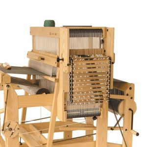Louët Mechanical Dobby Interface for Megado Floor Loom