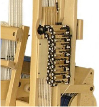 Louët Mechanical Dobby Interface for Octado Floor Loom
