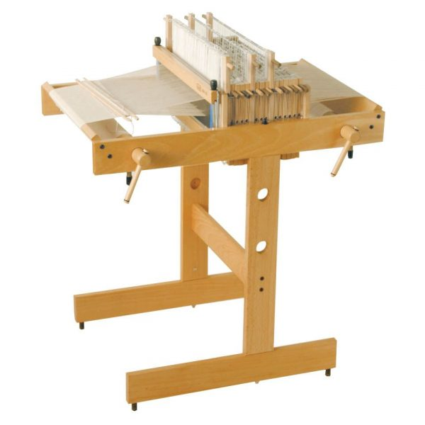 Louët Klik Table Loom on Stand