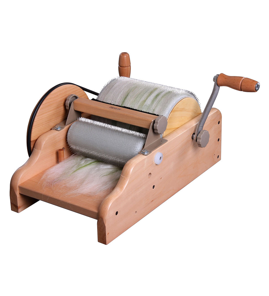 Ashford Drum Carder - Superfine - 120 point