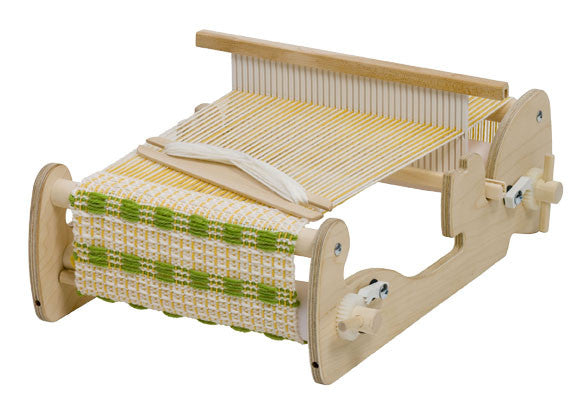 "Schacht Cricket Rigid Heddle Loom - 10"" Size wit Heddle in Neutral Position"
