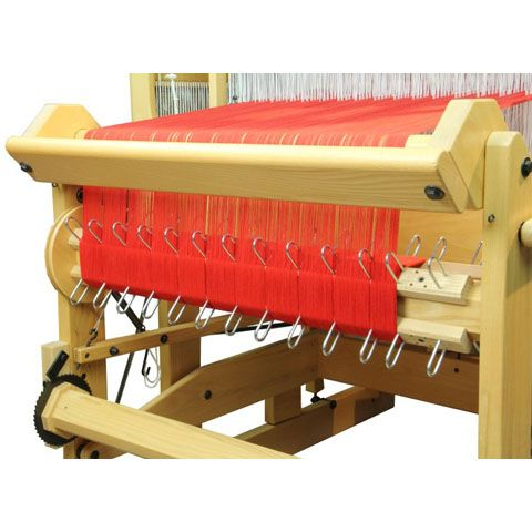 Louët Second Warp Beam for Megado Floor Loom
