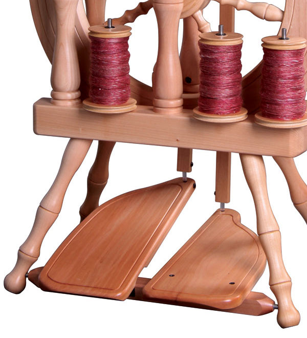 Ashford Double Treadle Kit for Traveller Natural