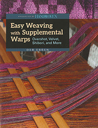 Easy Weaving with Supplemental Warps by Deb Essen