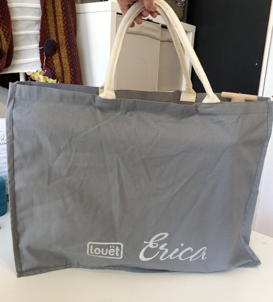 Louët Bag for Erica Loom at Weft Blown