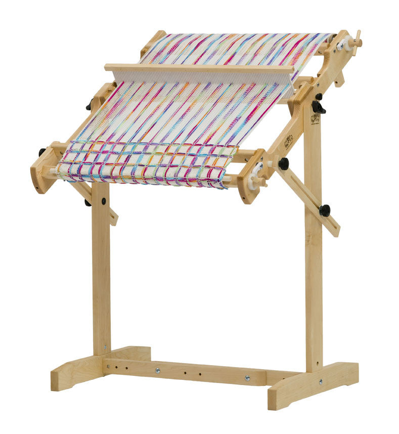 Schacht Trestle Floor Stand for Flip Loom & Tapestry Frame